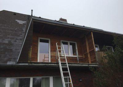 Balkonsanierung vorher